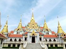 菩萨寺庙泰国 免版税库存照片