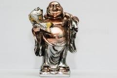菩萨小雕象 免版税库存图片