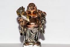 菩萨小雕象 库存图片
