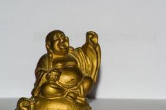 菩萨小雕象 免版税库存照片