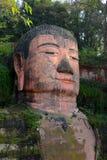 菩萨巨型leshan 免版税库存照片
