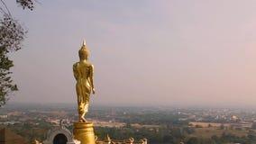 菩萨常设图象, Wat Phra Khao Noi,南,泰国 股票视频
