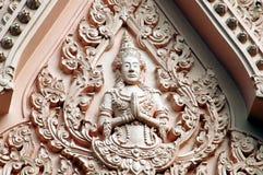 菩萨形象nahkon pathom泰国 免版税库存图片