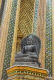 菩萨是壮观的佛教艺术。 免版税图库摄影