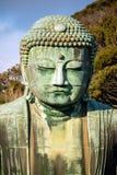 菩萨极大的日本 免版税库存照片