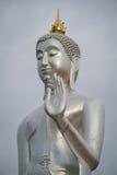 菩萨极大的雕象 库存图片