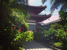 菩萨牙寺庙 库存照片