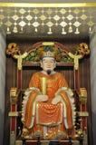 菩萨牙遗物寺庙和博物馆在新加坡 库存照片