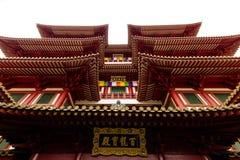 菩萨牙遗物寺庙和博物馆 免版税图库摄影