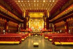 菩萨牙遗物寺庙和博物馆 免版税库存图片