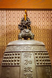 菩萨牙遗物寺庙和博物馆 免版税库存照片