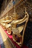菩萨皇家教堂的绿宝石 免版税库存照片