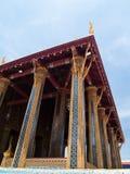 菩萨皇家教堂的绿宝石 免版税库存图片