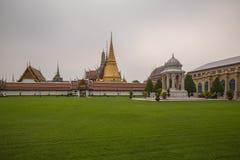 菩萨绿宝石寺庙 库存照片