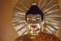菩萨老雕象 免版税库存图片