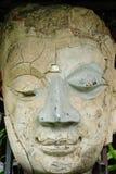 菩萨身材的头 免版税库存图片