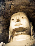 菩萨雕象中国 库存照片