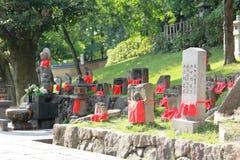 菩萨雕象在奈良,日本 免版税库存照片