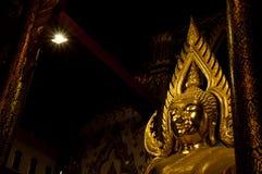 菩萨雕象泰国彭世洛 免版税库存照片