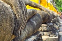 菩萨雕象现有量 免版税库存图片