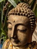 菩萨雕象的细节 库存照片