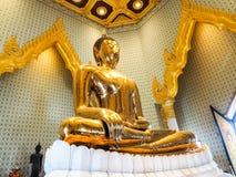 菩萨雕象,泰国样式 库存图片