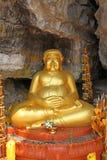 菩萨雕象-琅勃拉邦老挝 免版税库存图片