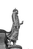 菩萨雕象 免版税库存图片