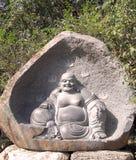 菩萨雕象 库存照片