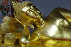 菩萨雕象 库存图片