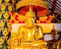 菩萨雕象wat suandok chiangmai泰国 免版税库存图片
