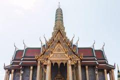 菩萨鲜绿色kaew phra寺庙wat 库存图片