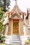菩萨鲜绿色kaew phra寺庙wat 图库摄影