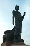 菩萨sculture 免版税库存照片