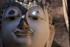 菩萨srichum雕象wat 免版税库存图片