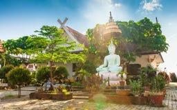 菩萨wat泰国泰国寺庙 免版税图库摄影