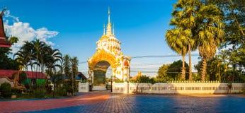 菩萨wat泰国泰国寺庙 库存照片