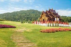 菩萨wat泰国泰国寺庙 免版税库存照片