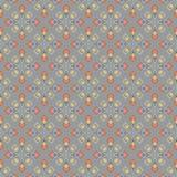 菱形的几何样式 免版税库存图片