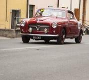 菲亚特1100 103台电视coupé Pinin淀粉1954年 免版税图库摄影