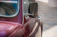 菲亚特500意大利汽车 库存照片
