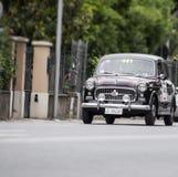 菲亚特1100/103电视berlina 1957年 免版税库存照片