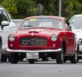 菲亚特1100/103电视coupé Pinin淀粉1955年 免版税库存照片