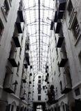 菲利克斯仓库在安特卫普,比利时-细节图片 图库摄影