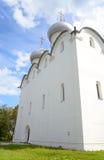 索菲娅大教堂在沃洛格达州 免版税库存照片