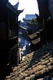 菲尼斯古镇风景  免版税库存照片