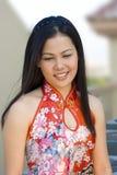 菲律宾女人 图库摄影