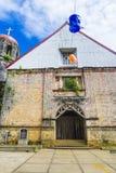 菲律宾教会锡基霍尔省 图库摄影