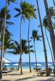 菲律宾热带天堂海滩 免版税图库摄影