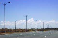 菲律宾路 免版税图库摄影